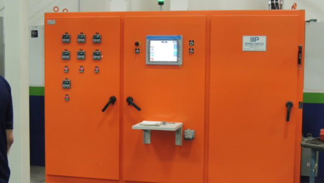 industrial control system interface